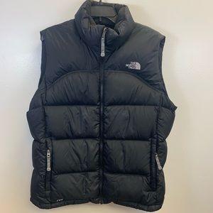 North Face Black Women's Vest Size XL J106